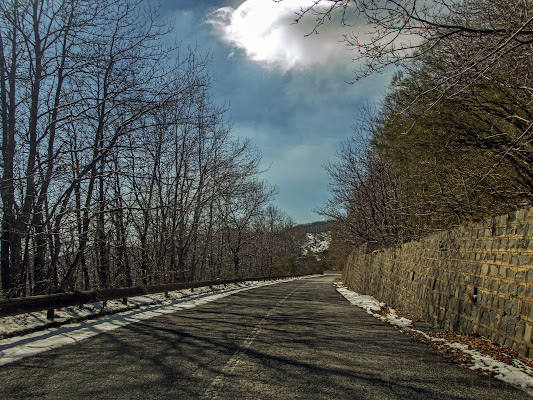 una chimera d'asfalto di lugiube