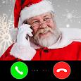 Santa Claus video call prank