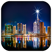 Dubai City Live Wallpaper