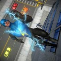 Multi Speedster Superhero Lightning Games 3D icon