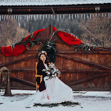 Wedding photographer Elena Shunkina (shunkina). Photo of 10.02.2017