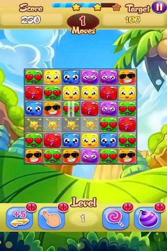 Jelly Candy Match 3 Puzzle  screenshots 5