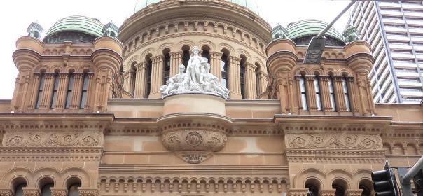 edifício Rainha Vitória
