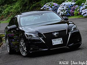クラウンアスリート ARS210 ATHLETE S-T・ 平成29年式のカスタム事例画像 KAZU【Jun Style】さんの2021年06月17日10:33の投稿