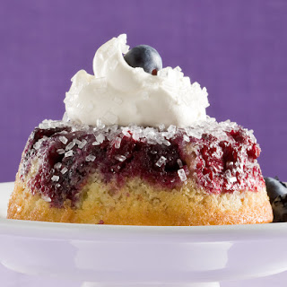 Blueberry Cakelets