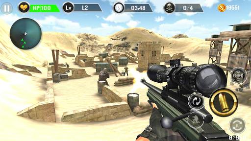 Mountain Sniper Shooting  screenshots 1