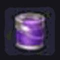 カラーペンキ・紫