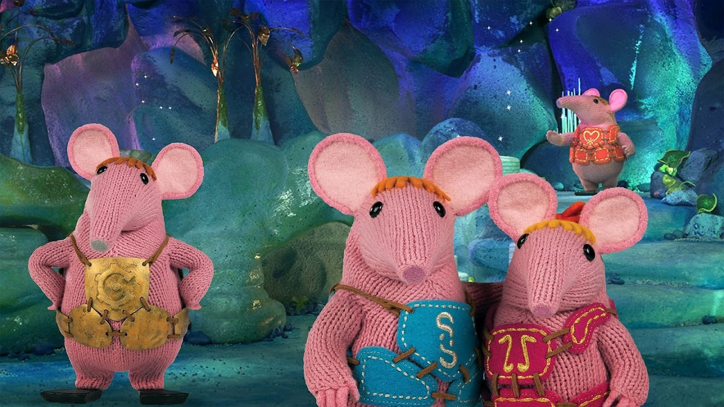 Watch Clangers live