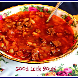Good Luck Soup!