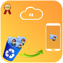 recover deleted contacts icon