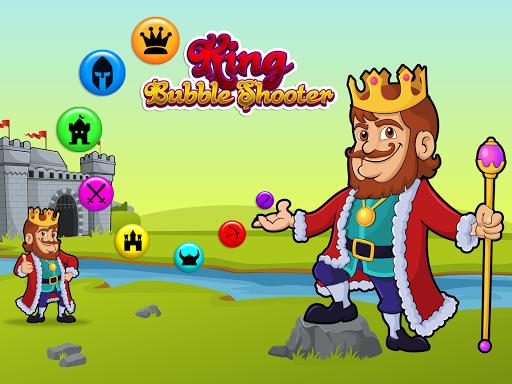 Kings Bubble Shooter