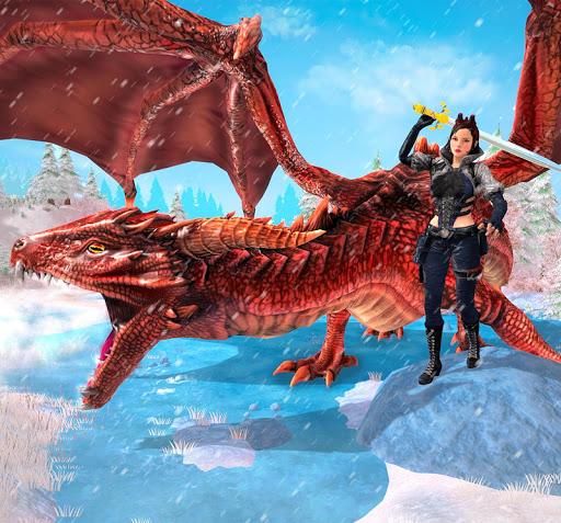 Flying Dragon Games: capturas de pantalla de City Action 3D 8