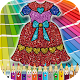 Glitter Dress Coloring for Kids Android apk