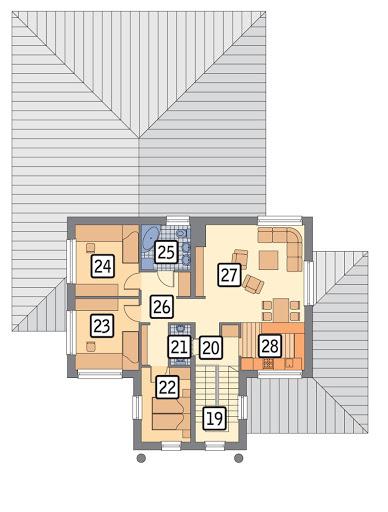 U17a - Rzut piętra