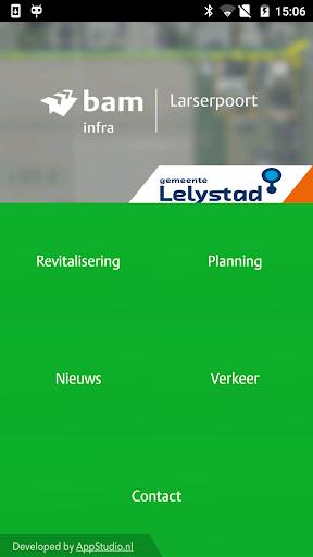 BAM Larserpoort Lelystad