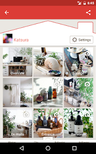 RoomClip Interior PhotoSharing- screenshot thumbnail