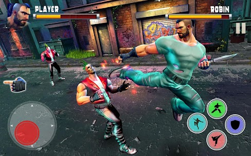 Kung Fu Commando 2020 : New Fighting Games 2020 Apk Download For Android 2