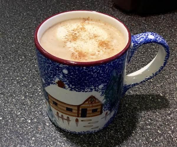 Mocha Eggnog Latte Recipe