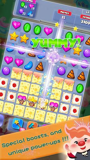 玩免費解謎APP|下載巧克力村庄: 甜美消除之行 app不用錢|硬是要APP