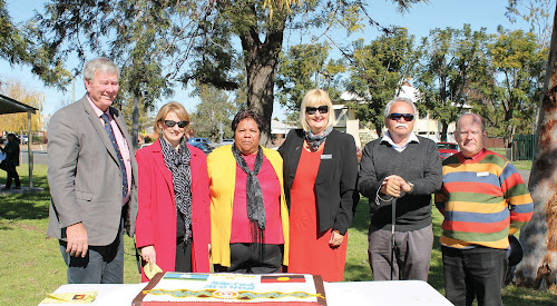 Wee Waa community comes together for NAIDOC ceremony
