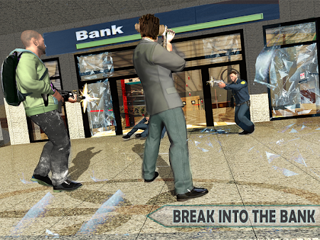Grand Bank Robbery: City Theft 1.0.1 screenshot 2083210