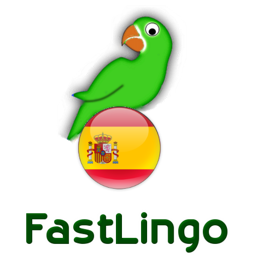 Learn Spanish from scratch Icon
