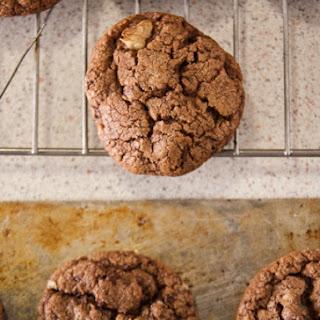 Chocolate Bomb Cookies.