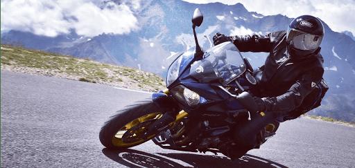 Italie moto dolomites Stelvio