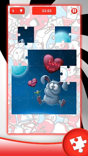 Cartoon Jigsaw Puzzles 1.4 screenshots 2