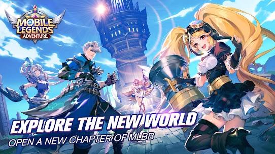Mobile Legends: Adventure MOD Apk 1.1.82 (Everything Unlocked) 1