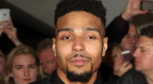 Jordan Banjo has enjoyed not having to dance