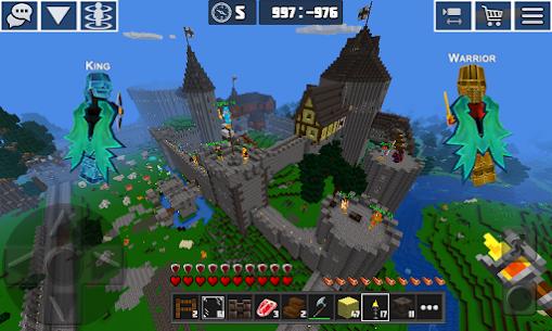 PlanetCraft: Block Craft Games MOD APK (Unlimited Money) 3