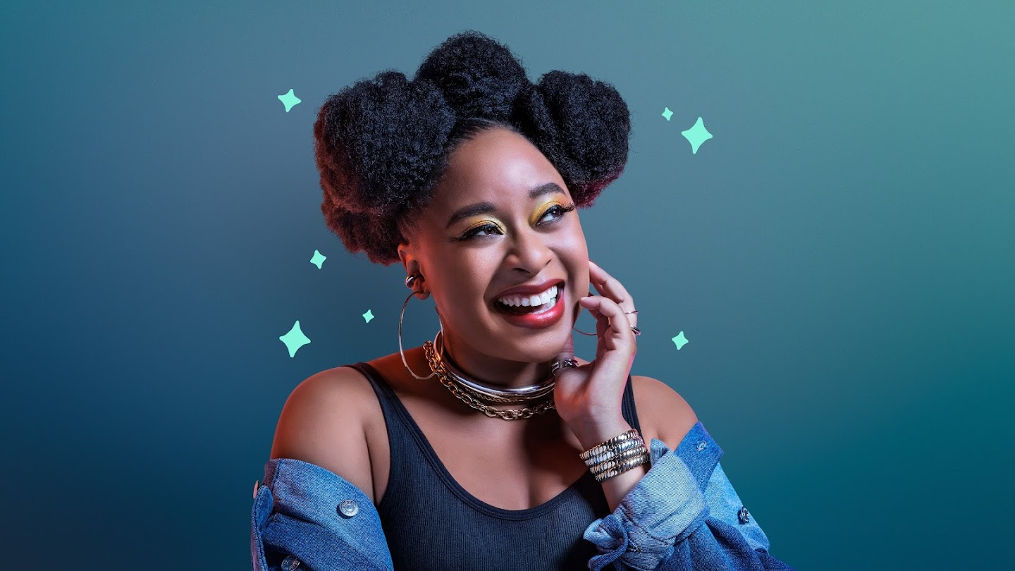 Watch Doing the Most With Phoebe Robinson live