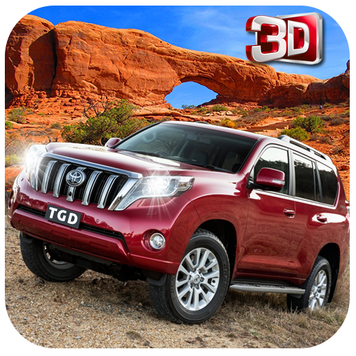 Crazy SUV Stunts Challenge 賽車遊戲 App LOGO-APP開箱王