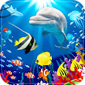 Aquarium Live Fish Wallpaper icon