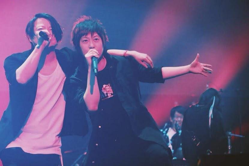 【迷迷現場】五月天 三度攻日本武道館 第二日嘉賓 GLAY 相挺合唱<Dancin' Dancin>