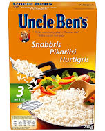 Uncle Bens Hurtigris 3 min 700 g