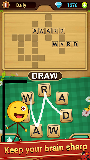 Word Link game (apk) free download for Android/PC/Windows