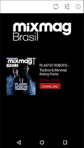 Mixmag Brasil screenshot 0