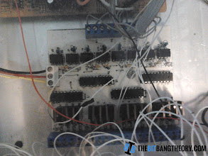 Photo: Controller board