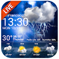 Accurate Weather Forecast Report icon