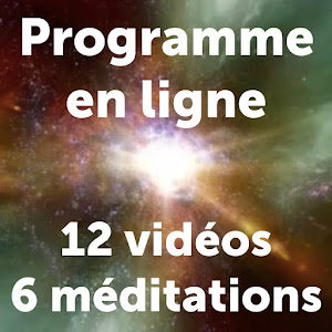 Programme en ligne méditations centrées sur l'intention