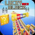 Lucky Block Mod Race MCPE