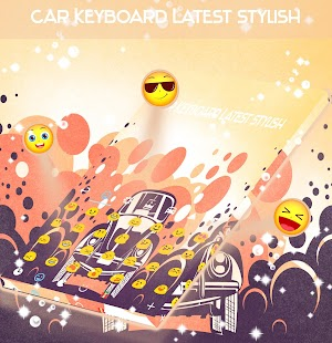 Car Keyboard Latest Stylish - náhled