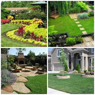 home garden design ideas screenshot thumbnail. beautiful ideas. Home Design Ideas