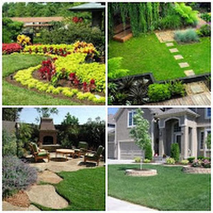 Garden Design Ideas Home