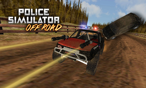 POLICE Offroad Simulator HD 1 screenshots 5