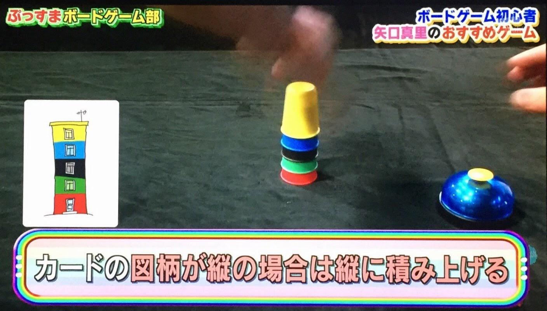 ぷっすまボードゲーム部:スピードカップスルール説明②