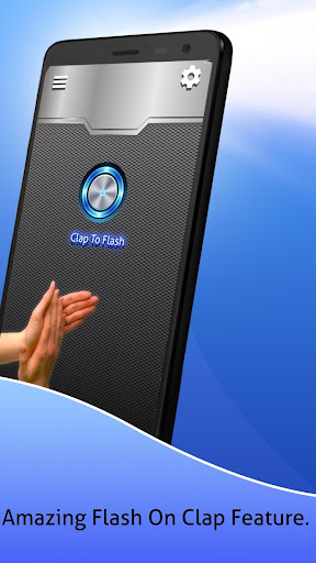 Flashlight on Clap 5.1 screenshots 4