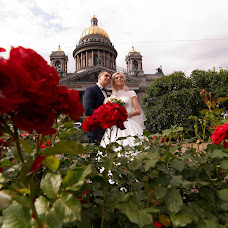 Wedding photographer Anna Chervonec (Luchik84). Photo of 03.08.2015